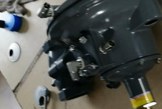 调压阀维修视频