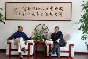 中国有色行业协会领导莅临指导工作
